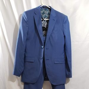Ted Baker Men's Two Piece Suit 		Jacket:  36R